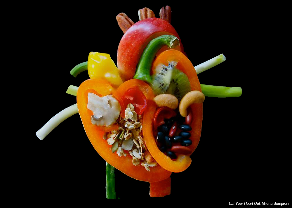 Going Plant-Based: Eat Your Heart Out by Milena Semproni